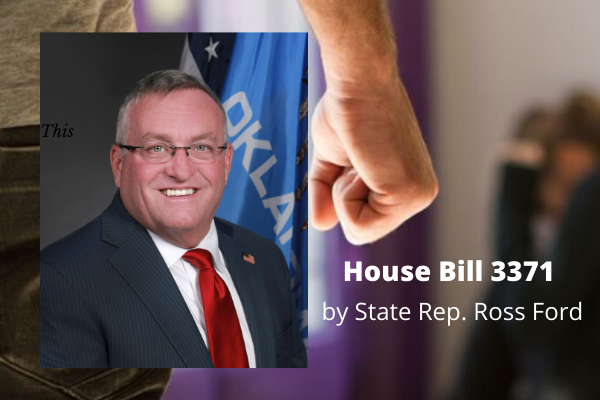 A bill that would classify strangulation during a domestic violence incident as a violent crime.