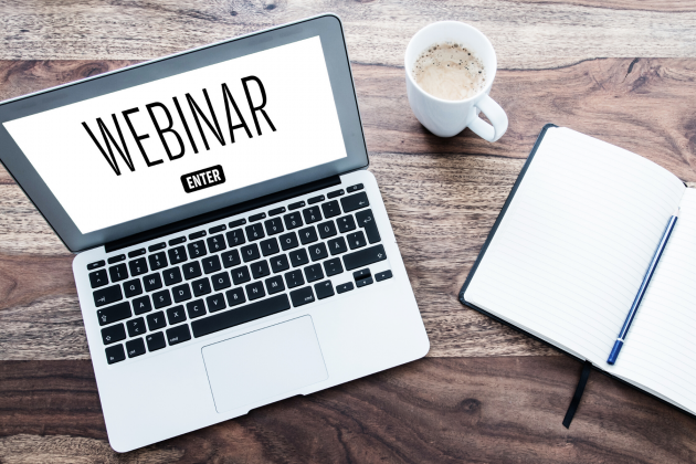 Chamber hosts webinar for members and nonmembers