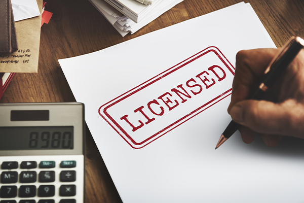 License renewal period extended