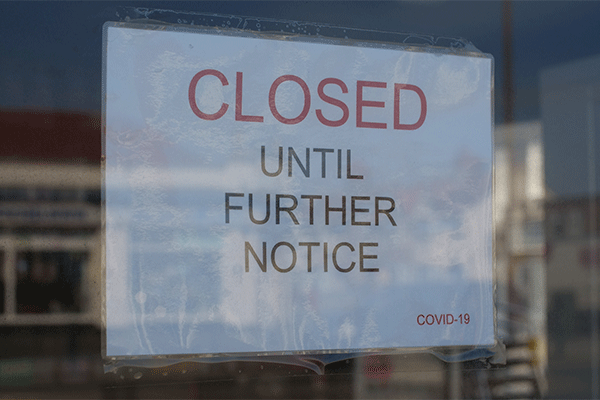 Comanche Co. Courthouse remains closed through Jan.